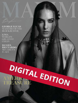Maxim - Digital Edition